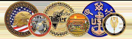 Challenge Coin Banner 1