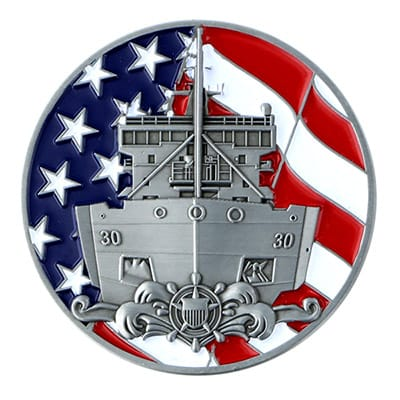 Coast Guard Challenge Coins 2