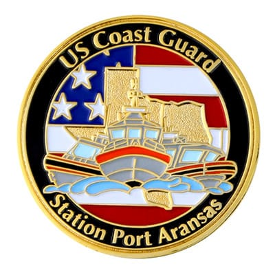 Coast Guard Challenge Coins 3
