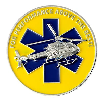 EMS Challenge Coins 1