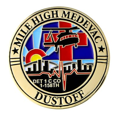 EMS Challenge Coins 3