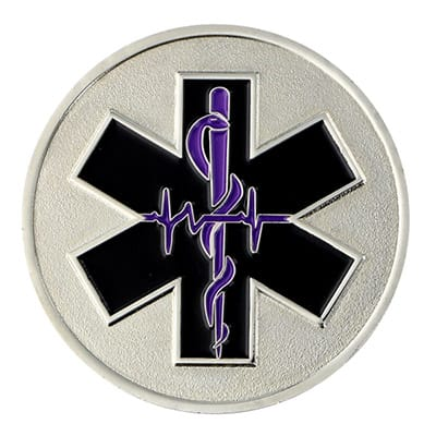 EMS Challenge Coins 4