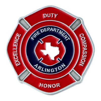 Fire Department Challenge Coins 5