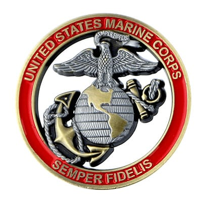 Military Challenge Coins 3