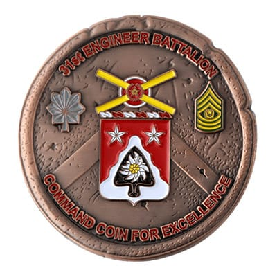 Military Challenge Coins 5