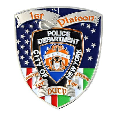 NYPD Challenge Coins 3