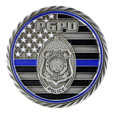 Police Challenge Coins 5