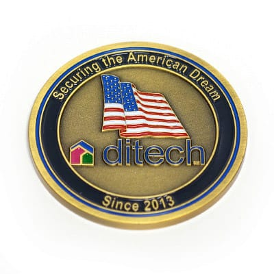 Promotional Challenge Coins 3