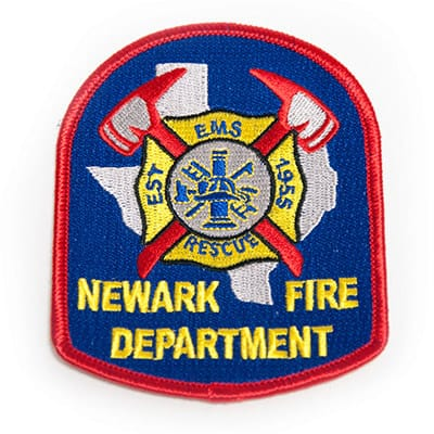 Fire Department Patches 2
