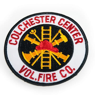 Fire Department Patches 4