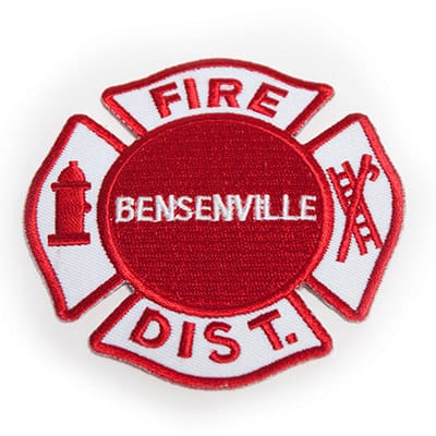 Fire Department Patches 5