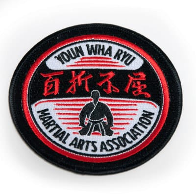 Martial Arts Patches 3