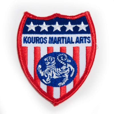 Martial Arts Patches 4