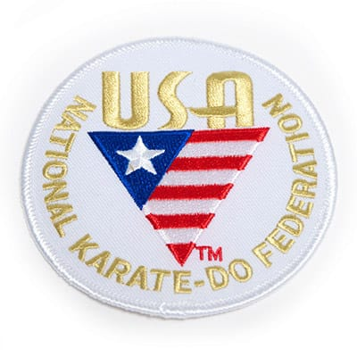 Martial Arts Patches 5