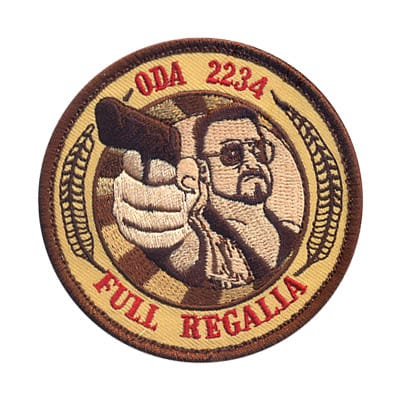 Morale Patches 1
