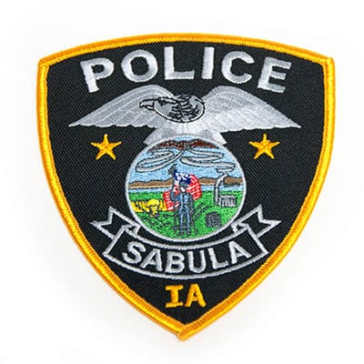 Police Patches 1