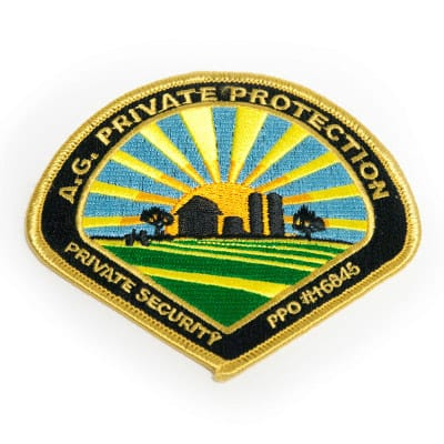 Police Patches 4