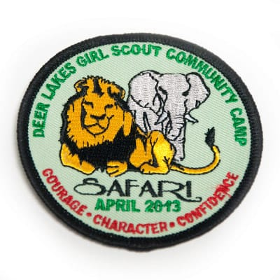 Scout Patches 3