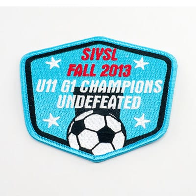 Soccer Patches 1