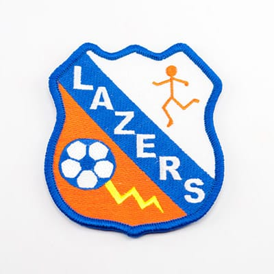 Soccer Patches 4