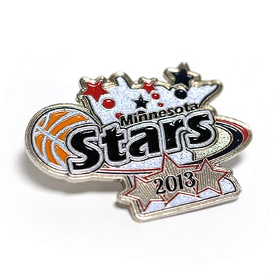 Basketball Trading Pins 2