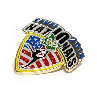 Cheerleading Trading Pins 4