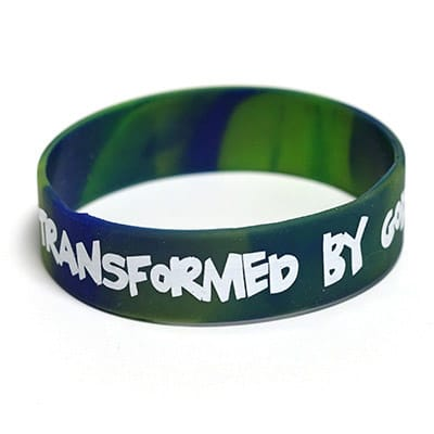 "3/4"" Wristbands 4"