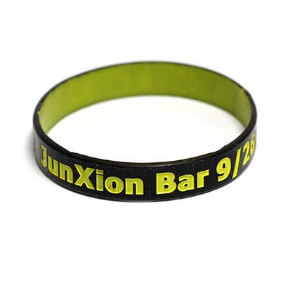 Color Coated Wristbands 3