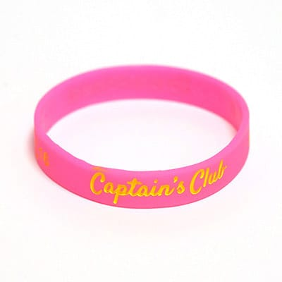 Color Filled Wristbands 2
