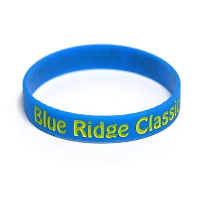 Color Filled Wristbands 4