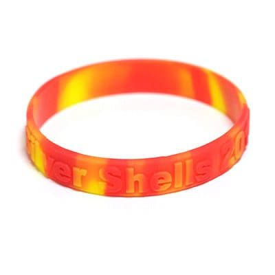 Embossed Wristbands 1