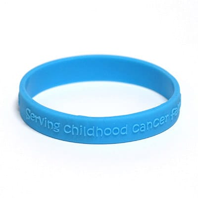 Embossed Wristbands 3