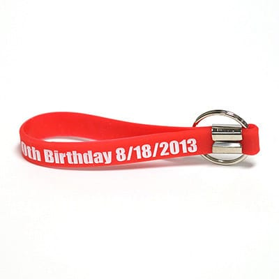 Keychain Wristbands 4