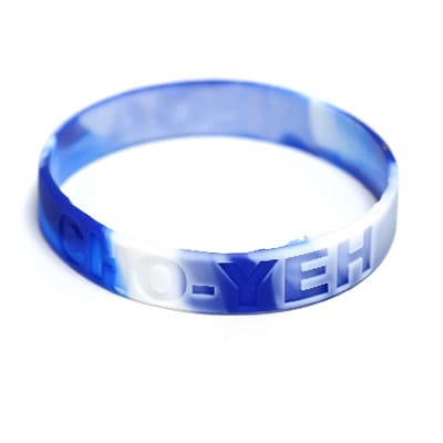 Swirled Wristbands 4